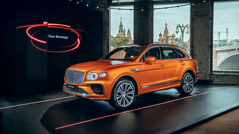 «Только эволюция — никакой погони за модой»  / Дмитрий Гронский — о Bentley Bentayga