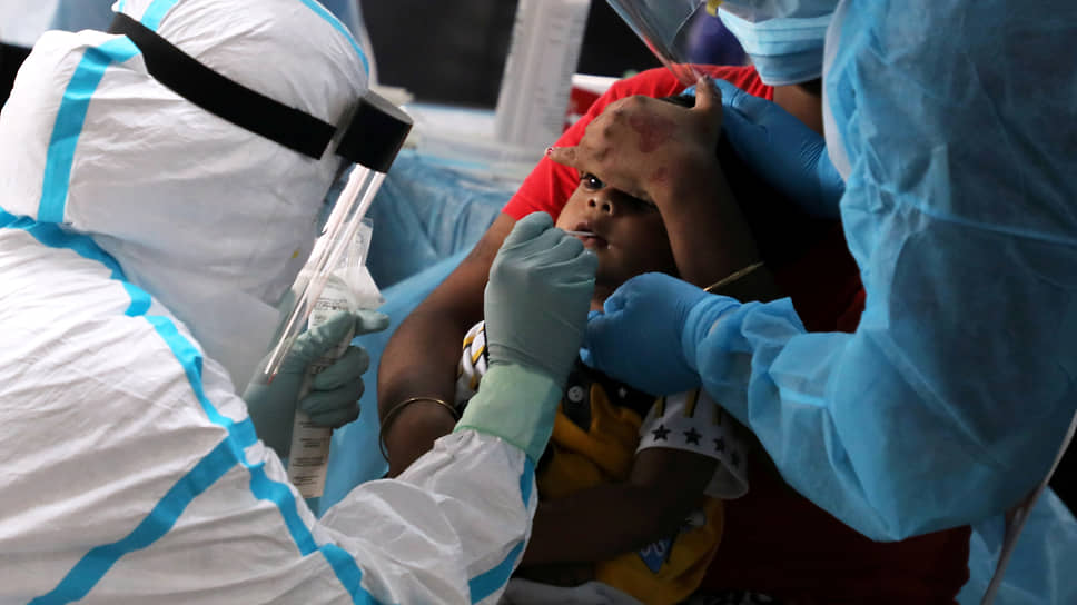 Как коронавирус проверят на заразность