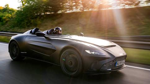 «Авиационные аллюзии не случайны» // Дмитрий Гронский — о новом проекте Aston Martin