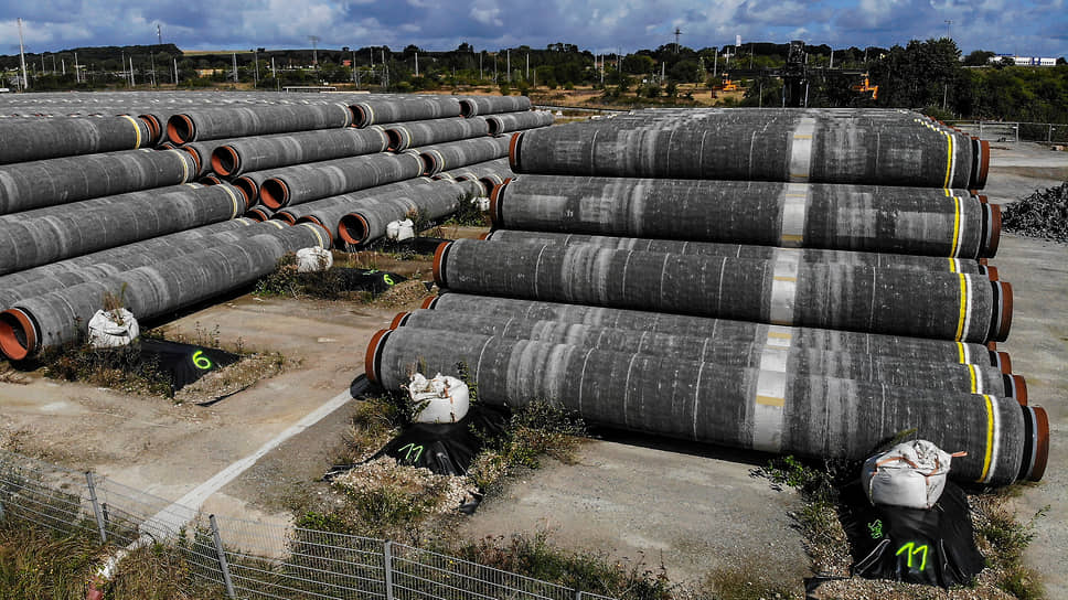 Какие компании, участвующие в строительстве газопровода, могут попасть под ограничения американских властей