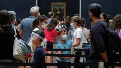 Лувр продаст «ужин» с «Моной Лизой»  / Кто сможет увидеть картину Леонардо да Винчи без витрины