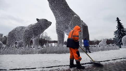 Начало 2021 года будет оттепельным  / Какая погода ожидается в новогоднюю ночь в Москве