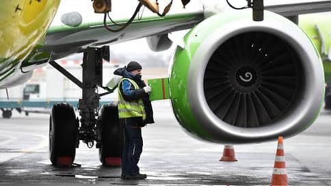 Самолеты замешкались на взлетно-посадочной полосе // Как погодные условия повлияли на график вылетов в аэропортах