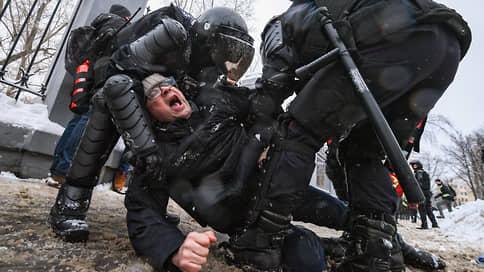 Зарубежные СМИ: Как мир реагирует на протесты в России?  / 1 февраля, понедельник