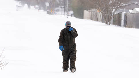 Зарубежные СМИ: Как морозы повлияли на обстановку в США?  / 17 февраля, среда