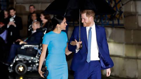 «Мегсит» дошел до финала  / Чем займутся принц Гарри и Меган Маркл в Америке