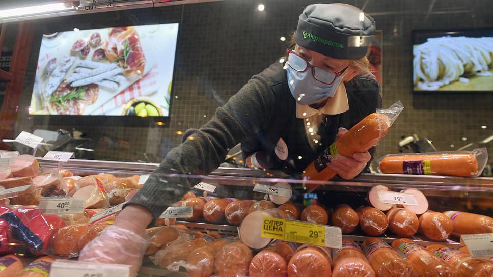 Продуктовые цены обыгрывают законы рынка