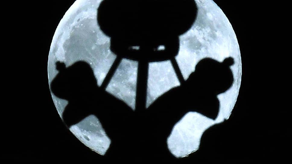 Россия нацелилась на Луну