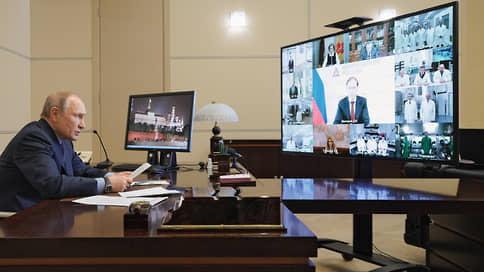 Зарубежные СМИ: Почему Владимир Путин не стал вакцинироваться публично?  / 24 марта, среда