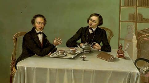«Великие гурманы своего времени»  / Петр Воронков — о любителях вкусно поесть