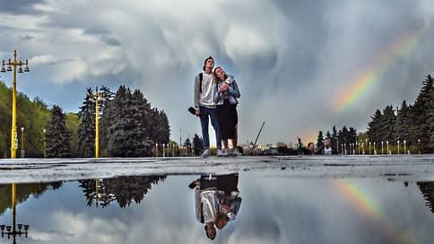 Апрельские грозы нагрянут в Москву // Стоит ли ждать существенного похолодания в столице