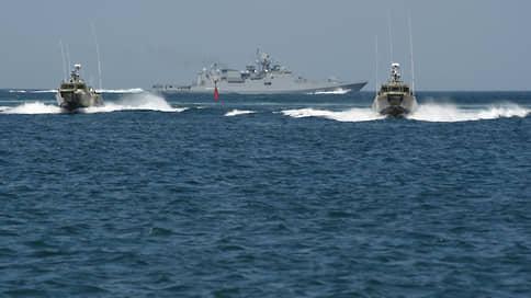 Учения перекрыли акваторию // Насколько Россия закроет проход для иностранных военных судов