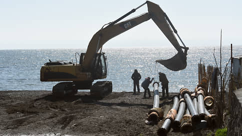 Вода наполняет Крым // Как полуостров решит свои проблемы с водоснабжением