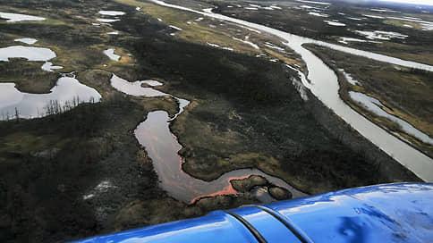 Загрязнение среды берут под контроль // Когда примут закон об ответственности бизнеса за ущерб природе