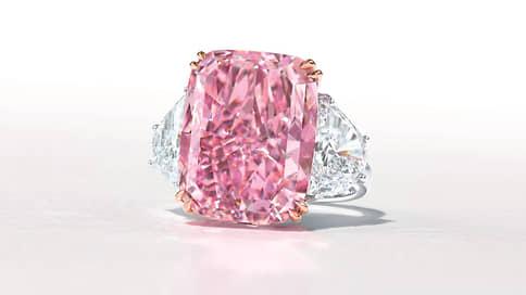 «Оттенок цветущей вишни»  / Анна Минакова — о розовом бриллианте Chrisitie's