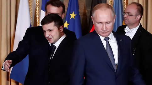 Переговоры укутал туман  / Состоится ли встреча Владимира Путина и Владимира Зеленского