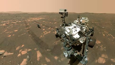 Марс дал глоток воздуха  / Как эксперимент с кислородом отразится на изучении Красной планеты