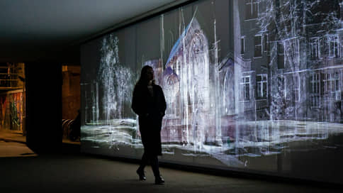 «Очень лондонский проект»  / Дмитрий Буткевич — о видеопроекции Мэта Коллишоу