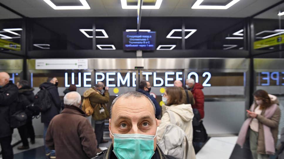Шереметьево просканирует лица  / Какие технологические нововведения планирует ввести аэропорт