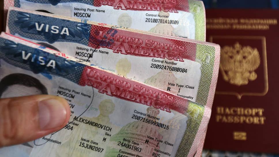 Как американские визы зашли в тупик