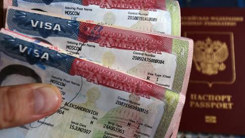 Американские визы зашли в тупик // Какие у россиян остались способы оформить документы
