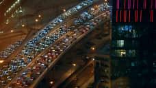 Московский трафик замедлится