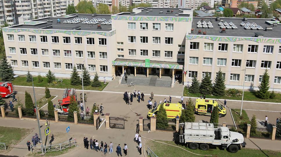 Трагедия в Казани обрастает подробностями
