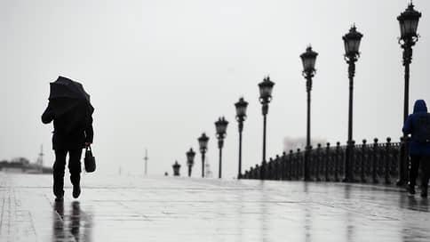 В Москву заглянут грозы  / Как долго в столице и области будет плохая погода