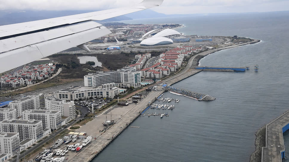 Сочинские застройщики попали в спрос / Почему город-курорт может столкнуться с дефицитом жилого фонда