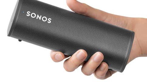 Пол-литра умного звука  / Александр Леви — о портативной колонке Sonos Roam
