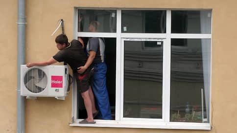 Жара подогрела спрос на кондиционеры  / Сколько москвичи готовы потратить на покупку охладительной техники