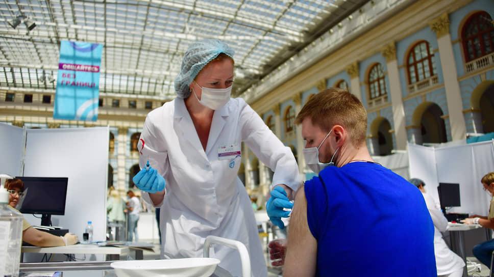 Прививочной кампании обновили задачи