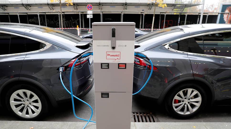 Электрокары требуют экосистему  / Готова ли Россия к отказу от бензиновых автомобилей