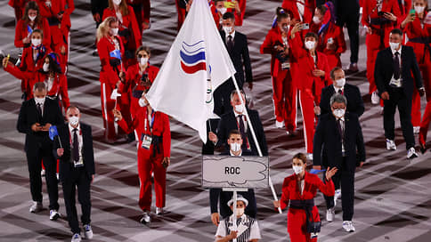 «Наших знаменосцев переполняли эмоции»  / Владимир Осипов — о церемонии открытия летних Олимпийских игр в Токио