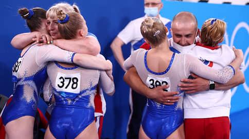 «Остановить поток слез счастья было сложно»  / Владимир Осипов — об очередных успехах российских спортсменов на Олимпиаде в Токио
