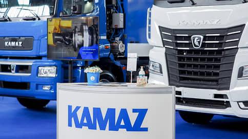 Акции КамАЗа показали рост  / С чем связано рекордное увеличение стоимости ценных бумаг компании