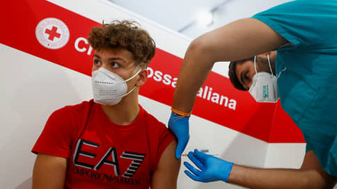 Прививочная кампания в ЕС достигла цели // Сколько человек вакцинировалось от COVID-19 в Европе