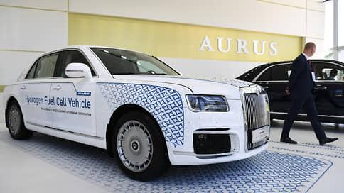 Водородный Aurus готовится выехать на старт  / Когда новые машины смогут появиться на российских дорогах