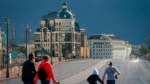 Москву накроет полярным холодом // Какая погода будет в столице на следующей неделе