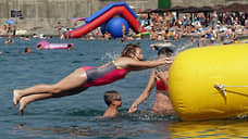 Черноморские курорты «разогрели» доходы