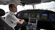 Пилоты сбились с курса