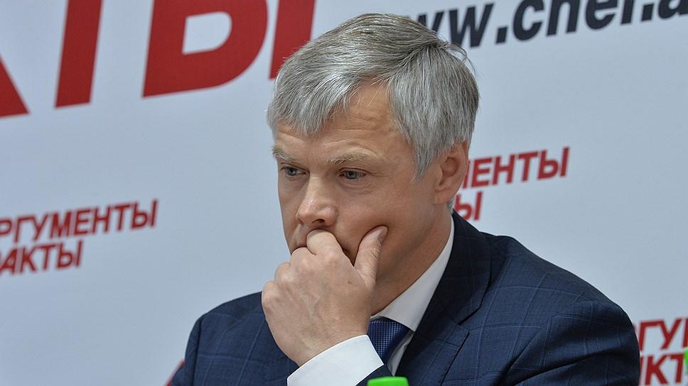 Депутат Госдумы от «Справедливой России» Челябинской области Валерий Гартунг