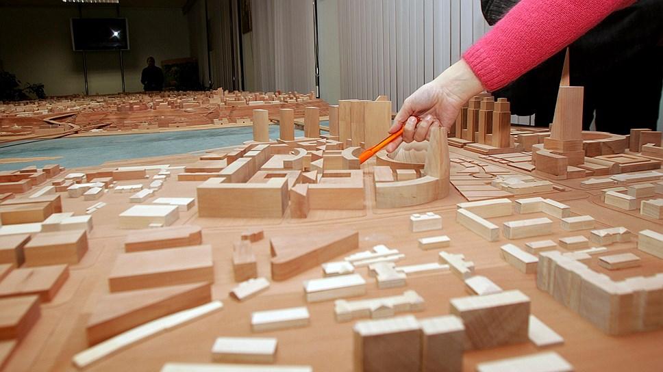 На Челябинск строят планы / Проектные мастерские столицы готовы разработать новый генплан областного центра