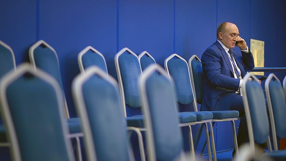 Бизнесмены ждут проявления политической воли губернатора