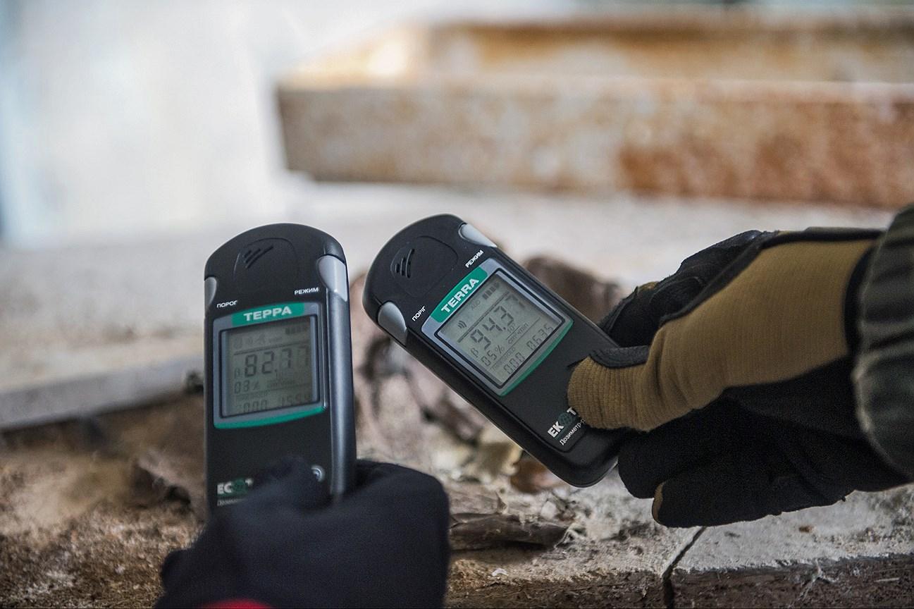 По словам экологов, российские и европейские специалисты измеряли разное излучение