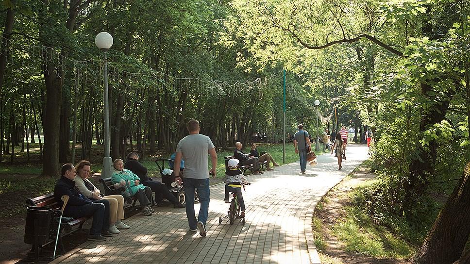 В сквер заходят с уголка / Мэрия Челябинска объявила конкурс проектов по благоустройству парка на северо-западе