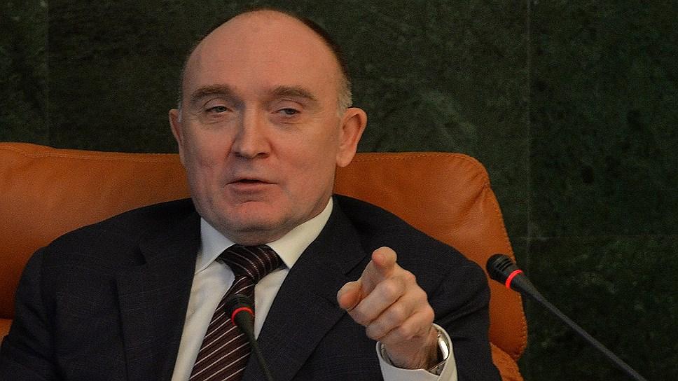 Выдвинуть нельзя отставить / Губернатор Челябинской области Борис Дубровский собирается баллотироваться на второй срок