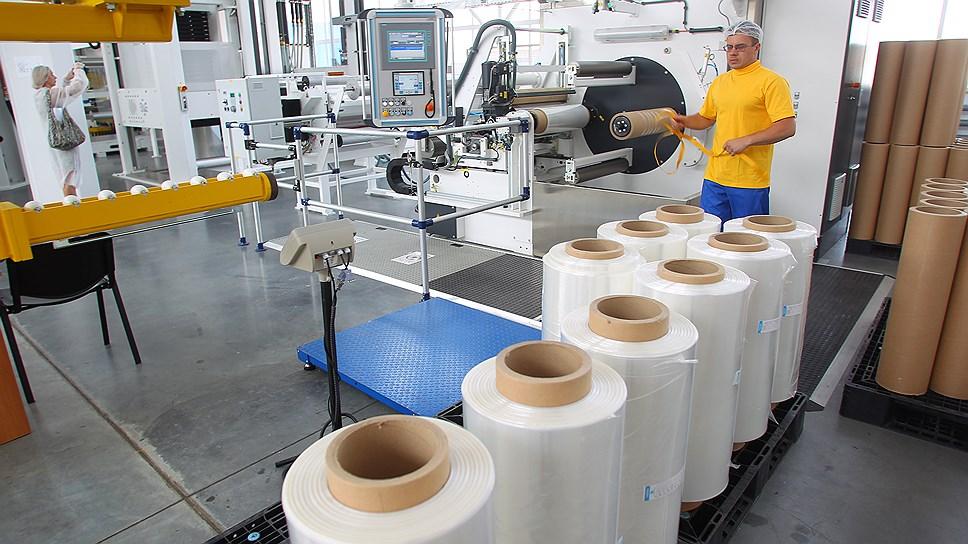 Французы «упакуют» миллиард / В Кургане наладят производство особой пищевой пленки