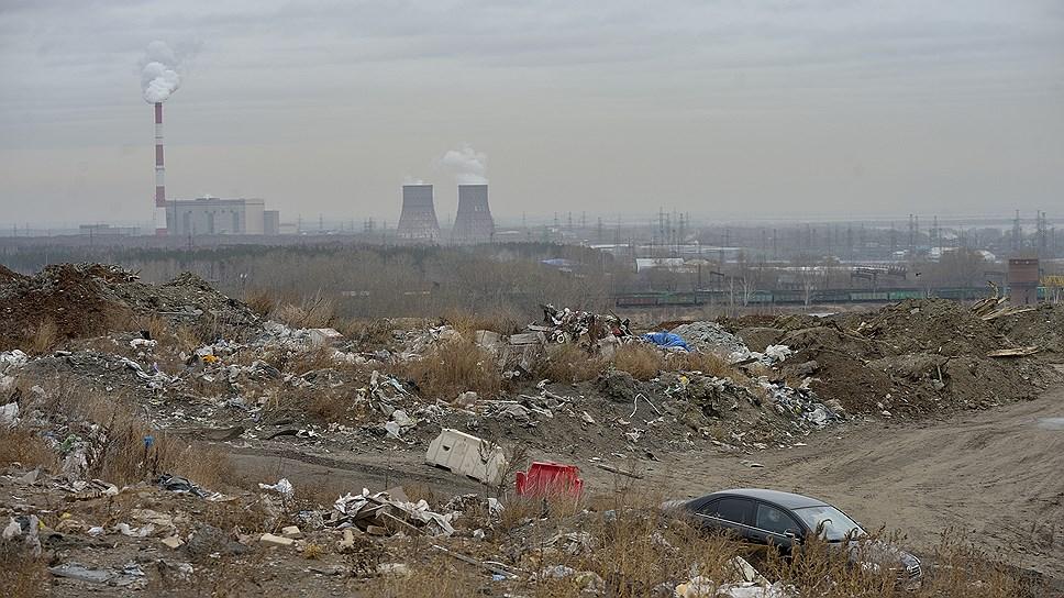 На закрытой в прошлом году городской свалке хранится 17,5 млн кубометров отходов