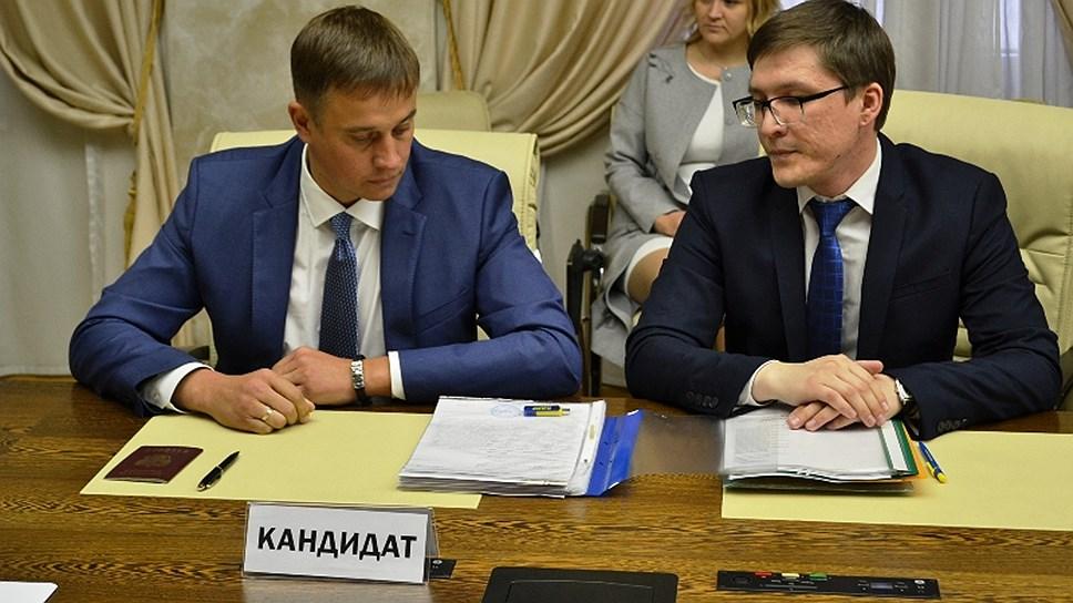 Партии определились с кандидатами в губернаторы / Челябинский облизбирком принял документы у представителей ЛДПР и «Родины»